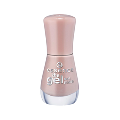 Лак для ногтей essence The Gel Nail Polish 36 (Цвет 36 Dare It Nude variant_hex_name D6B7B5) лак для ногтей essence the gel nail polish 81 цвет 81 so what variant hex name c1b7c5