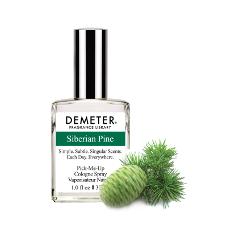 Одеколон Demeter «Сибирская сосна» (Siberian Pine) (Объем 30 мл)