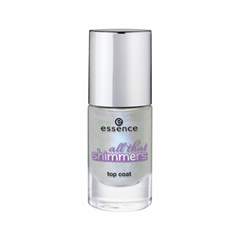 Топы essence All That Shimmers Top Coat (Объем 8 мл)