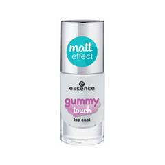 Топы essence Gummy Touch Top Coat (Объем 8 мл)