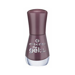 Лак для ногтей essence The Gel Nail Polish 68 (Цвет 68 Free Hugs  variant_hex_name 62424F) лак для ногтей essence the gel nail polish 81 цвет 81 so what variant hex name c1b7c5