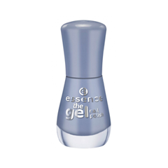 Лак для ногтей essence The Gel Nail Polish 80 (Цвет 80 Jeans On!  variant_hex_name 3C6E90) лак для ногтей essence the gel nail polish 81 цвет 81 so what variant hex name c1b7c5