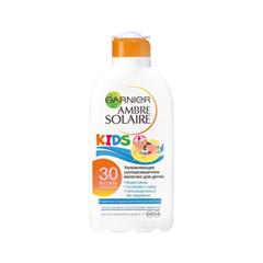 Для детей Garnier Ambre Solaire. Детское солнцезащитное молочко для тела Непобедимое SPF 30 (Объем 200 мл)