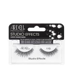 Накладные ресницы Ardell Studio Effects Lashes 110 ardell ресницы накладные 110 prof studio effects