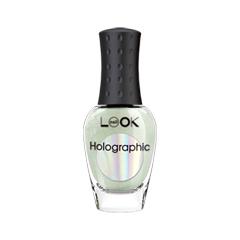 Лак для ногтей nailLOOK Holographic 31018 (Цвет 31018 variant_hex_name CBD5C5)