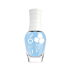 Лак для ногтей nailLOOK Yummy Ice Cream Collection 31495 (Цвет Blue Marshmallow variant_hex_name AAD3F0)