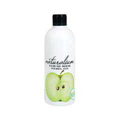 Гель для душа Naturalium Bath and Shower Gel – Green Apple (Объем 500 мл)