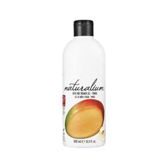 Гель для душа Naturalium Bath and Shower Gel – Mango (Объем 500 мл) гели saules fabrika shower gel mango гель для душа манго 200 мл