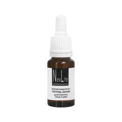 Антивозрастной уход New Line Cosmetics Биоконцентрат Пептид-актив для контура лица и шеи (Объем 15 мл)