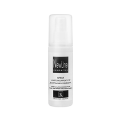 От целлюлита New Line Cosmetics Крем-липокорректор для талии и живота (Объем 150 мл)