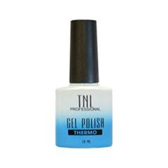 Гель-лак для ногтей TNL Professional Gel Polish Thermo Еffect Collection 09 (Цвет 09 Изумрудный/нефритовый (с перламутром) variant_hex_name 2ECBBA)