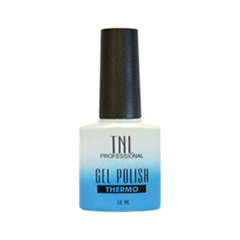 Гель-лак для ногтей TNL Professional Gel Polish Thermo Еffect Collection 41 (Цвет 41 Апельсиновый/желтый (с микроблёстками) variant_hex_name FDDB00)