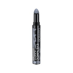 Тени для век Catrice Eye'Matic Matt Eyepowder Pen 030 (Цвет 030 Ladies and Gentlematt variant_hex_name 8D89A5) тени для ��ек catrice eye'matic eyepowder pen 070 цвет 070 aubergenius variant hex name 582d40