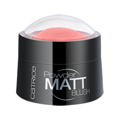 Румяна Catrice Powder Matt Blush 020 (Цвет 020 Coco Coral variant_hex_name F48D8C)