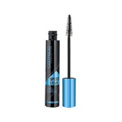 Тушь для ресниц Catrice Speedstar Ultra Volume Mascara Waterproof 010 (Цвет 010 Black Waterproof  variant_hex_name 000000 Вес 20.00) artdeco all in one mascara 01 цвет 10 black variant hex name 000000