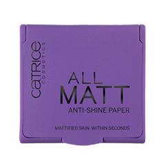 Матирующие салфетки Catrice All Matt Anti-Shine Paper (Вес 20.00)