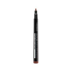 Карандаш для губ Catrice Aqua Ink Lipliner 020 (Цвет 020 Just Follow Your Rose variant_hex_name 894940)