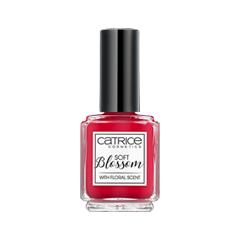 Лак для ногтей Catrice Soft Blossom Nail Lacquer 04 (Цвет 04 Coachella Vibes variant_hex_name D21F41 Вес 20.00) лаки для ногтей isadora лак для ногтей гелевый gel nail lacquer 247 6 мл