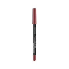 Velvet Matt Lip Pencil Colour & Contour 020 (Цвет 020 Love Among The Rosewood Trees variant_hex_name 722F32)