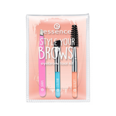 Style Your Brows! Eyebrow Tool Kit