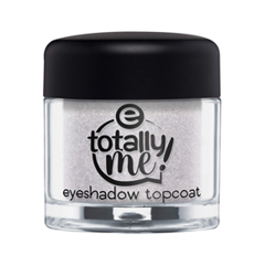 Тени для век essence Топовое покрытие для век Totally Me! Eyeshadow Topcoat 02 (Цвет 02 Sparkle Me!  variant_hex_name C2BDC2) тени для век essence тени хайлайтер hi lighting eyeshadow mousse 02 цвет 02 hi peaches variant hex name f9c4af