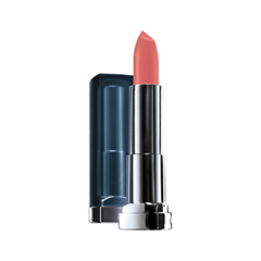 Помада Maybelline New York Color Sensational Матовое обнажение 982 (Цвет 982 Peach Buff variant_hex_name EF6957) помада maybelline color sensational lipstick 885