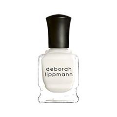 Лак для ногтей Deborah Lippmann Sheer Nail Polish Like A Virgin (Цвет Like A Virgin variant_hex_name FFFFFF) лаки для ногтей isadora лак для ногтейwonder nail 643 6мл