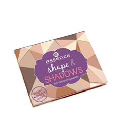Для глаз essence Bloggers' Beauty Secrets. Shape & Shadows Eye Contouring Palette bobbi brown cool smokey eye palette палетка для макияжа глаз cool smokey eye palette палетка для макияжа глаз