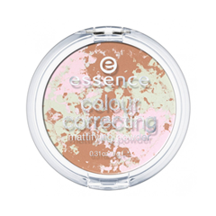 Пудра essence Colour Correcting Mattifying Powder 10 (Цвет 10 Beautiful Finish variant_hex_name C88E73)
