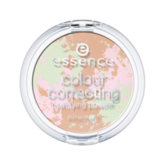 Пудра essence Colour Correcting Mattifying Powder 20 (Цвет 20 Gorgeous Finish variant_hex_name E3B69D)