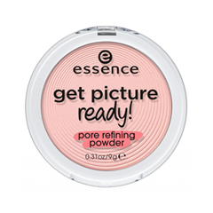Пудра essence Get Picture Ready! Pore Refining Powder 10 (Цвет 10 Selfie Finish variant_hex_name EBB0A9)