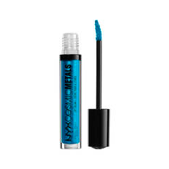 Cosmic Metals Lip Cream 12 (Цвет 12 Comets Tail variant_hex_name 0386BE)