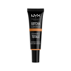 Консилер NYX Professional Makeup Gotcha Covered Concealer 8PT5 (Цвет 8PT5 Deep Honey  variant_hex_name AF8869) очки bro style sunnies orange yellow blue