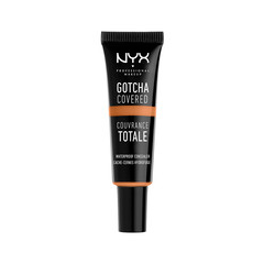 Консилер NYX Professional Makeup Gotcha Covered Concealer 9PT3 (Цвет 9PT3 Cappuccino  variant_hex_name 9F7857)
