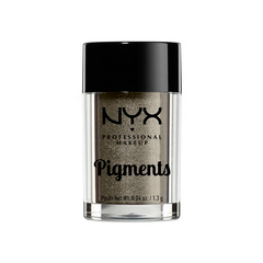 Тени для век NYX Professional Makeup Pigments 04 (Цвет 04 Hennа variant_hex_name 97896C) nyx professional makeup рассыпчатые сияющие пигменты pigments old hollywood 13