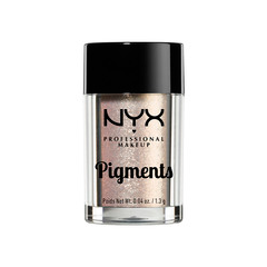 Тени для век NYX Professional Makeup Pigments 20 (Цвет 20 Vegas, Baby! variant_hex_name E0CFBD) тени для век nyx professional makeup pigments 08 цвет 08 constellation variant hex name 0a64a0