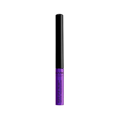Губы NYX Professional Makeup Жидкая Подводка #Lotd Lip Of The Day Liquid Lip Liner 10 (Цвет 10 Taboo variant_hex_name 5F2A95)
