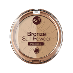 Bronze Sun Powder Panthenol 20 (Цвет 020 variant_hex_name D8BAA0)