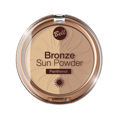 Bronze Sun Powder Panthenol 21 (Цвет 021 variant_hex_name B89378)