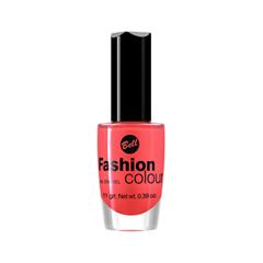 Гель-лак для ногтей Bell Fashion Colour Nail Lacquer 327 (Цвет 327 variant_hex_name FD646A) лаки для ногтей isadora лак для ногтей гелевый gel nail lacquer 247 6 мл