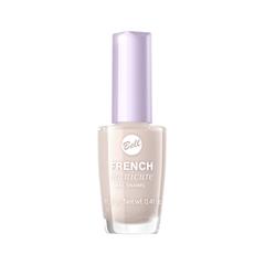 Лак для ногтей Bell French Manicure Nail Enamel 12 (Цвет 12 Светло-коричневый variant_hex_name CCBDB6) лак для ногтей essence french manicure perfecting nail polish 01 цвет 01 let s be frenchs variant hex name fafaf7
