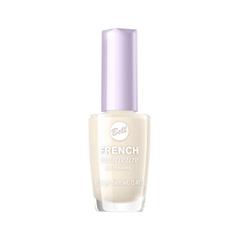 French Manicure Nail Enamel 2 (Цвет 02 Бледно-желтый variant_hex_name F5ECDD)