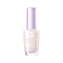 French Manicure Nail Enamel 5 (Цвет 05 Серо-Розовый variant_hex_name DFCFCF)