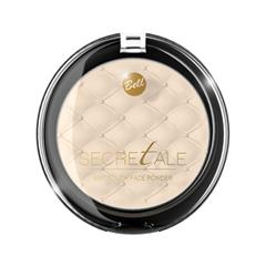 Компактная пудра Bell Secretale Mat Touch Face Powder 01 (Цвет 01 variant_hex_name F0DEC8)