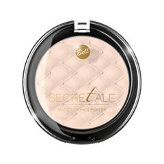 Компактная пудра Bell Secretale Mat Touch Face Powder 02 (Цвет 02 variant_hex_name FDE2D1)