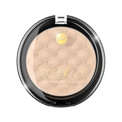 Компактная пудра Bell Secretale Mat Touch Face Powder 03 (Цвет 03 variant_hex_name F0D0B7)