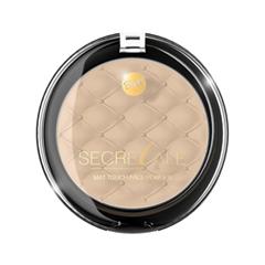 Компактная пудра Bell Secretale Mat Touch Face Powder 04 (Цвет 04 variant_hex_name DBC0A5)