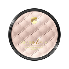 Хайлайтер Bell Secretale Nude Skin Illuminating Powder (Цвет 01 variant_hex_name F0D7CB) laura mercier пудра мерцающая illuminating powder pink rose