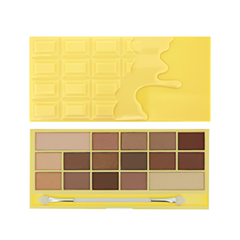 Для глаз Makeup Revolution I Heart Makeup Wonder Palette Naked Chocolate too faced matte chocolate chip палетка матовых теней matte chocolate chip палетка матовых теней