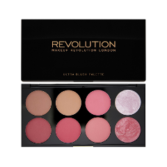 Для лица Makeup Revolution Ultra Blush Palette Sugar & Spice (Цвет Sugar & Spice variant_hex_name DD8190) для лица makeup revolution ultra strobe balm palette